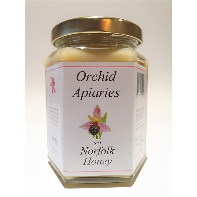 ORCHARD APIARIES SET NORFOLK HONEY 340G